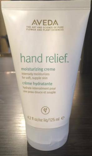 Hand relief!