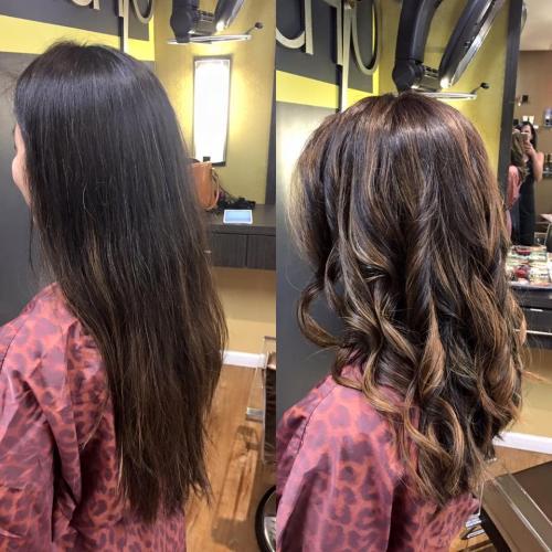 Hair by Amanda !!!!