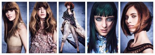 Illuminate and frame the face with haircolor!!!!