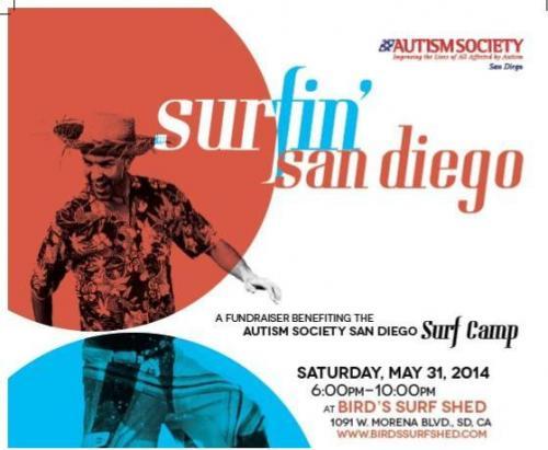 Surfin' San Diego