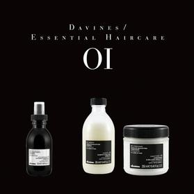 Davines OI Essential Haircare Line Has Arrived at Pistachio