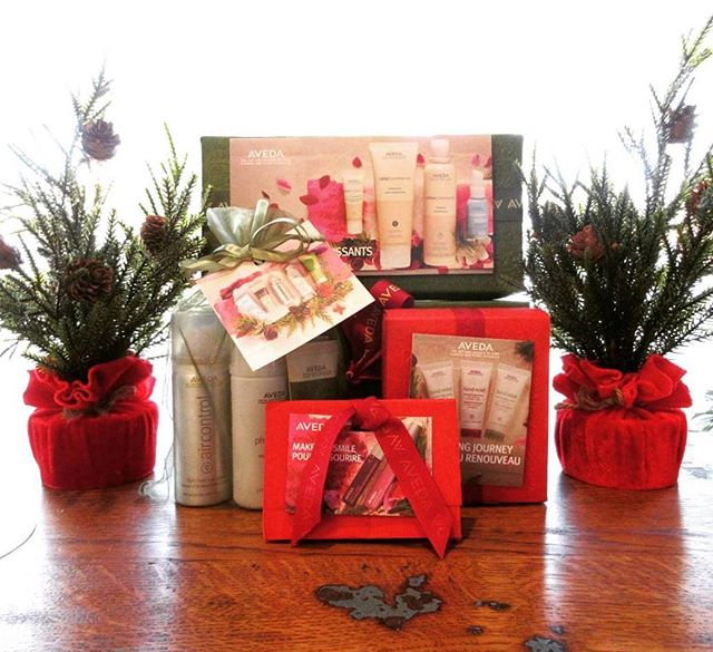 Give the gift of Aveda this holiday season!…Aveda helps the communities they work with and the environments they protect to create a better and independent future. This beautiful handcrafted paper for Aveda Holiday Gifts, harvested in a sustainable manner from Himalayas, is helping to fight poverty and improve local standard of living….This partnership has employed over 4,900 people, helped 5,470 children in remote villages to attend school, protected 34,000 acres of forest and contributed to the fight against climate change.
