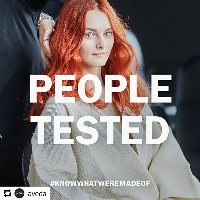 We're a #crueltyfree brand and have been since we were founded back in 1978. We don't test on animals and never ask others to do so on our behalf. #knowwhatweremadeof #avedamission
