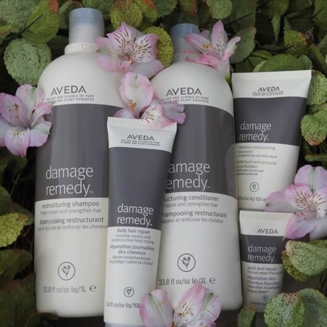 Our first step by step video on Avedas Damage Remedy line. Hope you enjoy🏼♀️🌞