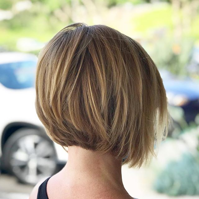 Bold️ Classic️ Timeless️ ___________________________#instahair #instabeauty #atthesalon #salonlife #hair #hairspiration #hairsalon #haircolor #hairstyles #hairstyling #haircut #carlsbad #sandiego #sandiegohair #carlsbadhair #aveda #avedacolor #avedaproducts #avedaartist #smellslikeaveda #crueltyfree #botanicals #knowwhatyouremadeof #plazapaseoreal #bobhaircut #precisioncut