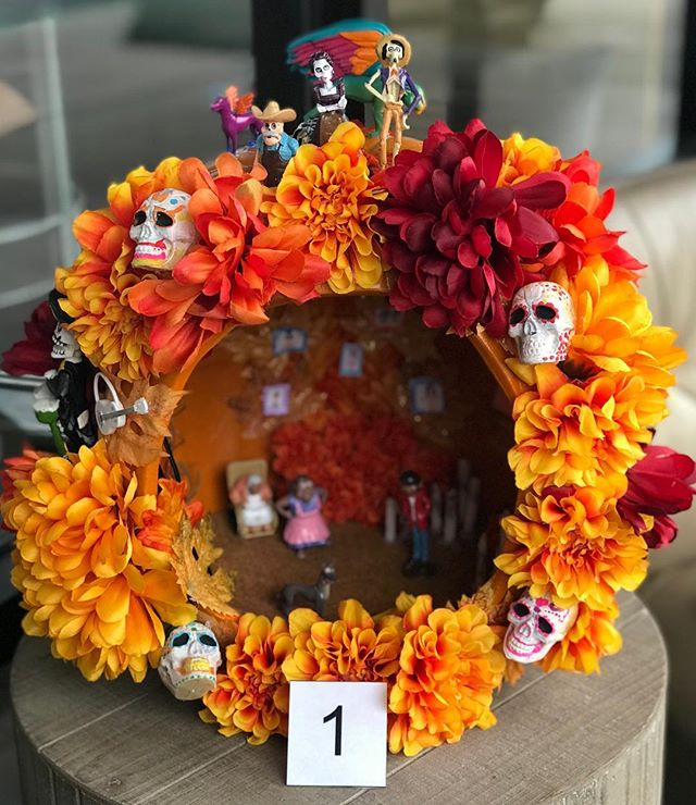 To cast your vote, comment below with the number of your favorite pumpkin! View our next post for more pumpkins to choose from. Winner announced October 28th.  ___________________________#instahair #instabeauty #atthesalon #salonlife #hair #hairspiration #hairsalon #haircolor #hairstyles #hairstyling #haircut #carlsbad #sandiego #sandiegohair #carlsbadhair #aveda #avedacolor #avedaproducts #avedaartist #smellslikeaveda #crueltyfree #botanicals #knowwhatyouremadeof #plazapaseoreal #pumpkincontest #pumpkindecorating